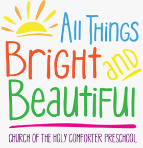 Preschool | Church of the Holy Comforter